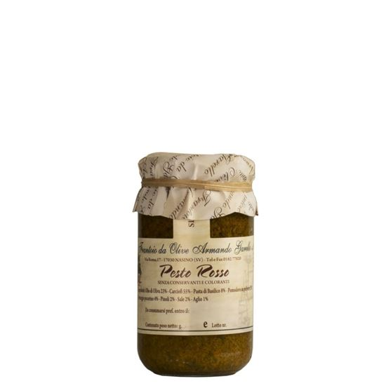 Immagine di Pesto Rosso in Olio  Extra Vergine di Oliva