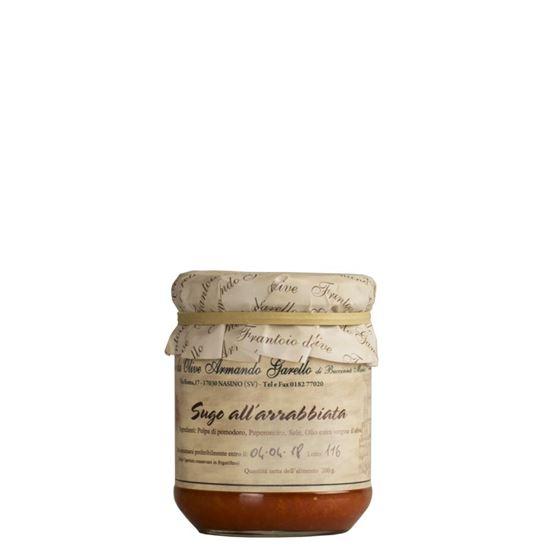 Image sur Sauce all'Arrabbiata