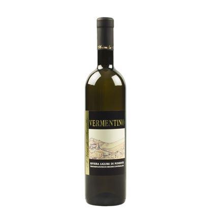 Bild von Weißwein Vermentino Riviera Ligure di Ponente D.O.C.