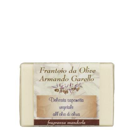Immagine di Saponetta vegetale all'Olio di Oliva - Mandorla