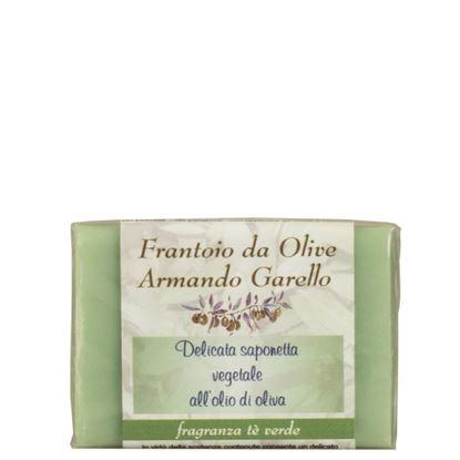 Immagine di Saponetta vegetale all'Olio di Oliva - Tè Verde